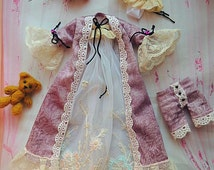 Royal Dress/Set of clothes inspired by the Victorian era for dolls Ever After High