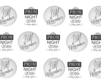 A Night to Remember Prom Photography and Photo booth Backdrop (PRM-VS-006)