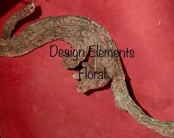 "51"" Fossil Fern set of 3"