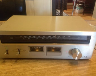 Pioneer TX-606 Stereo Tuner Am Fm