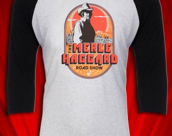 Merle Haggard Vintage Country Tour Jersey