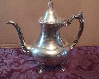 Vintage ONEIDA USA  Tea pot, (# 450/15)