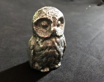 Owl Paper Weight.