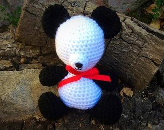Handmade Panda or Bear