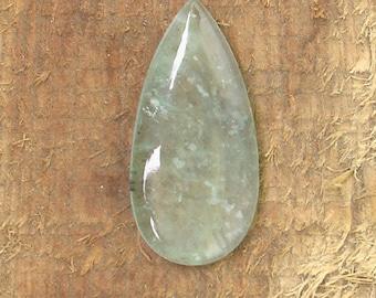 Aquamarine Cabochon