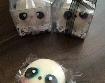 Panda Macaron Soap