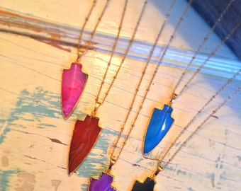 Agate Arrow Collection