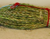 "100 Sweetgrass Braids 24"" Long"