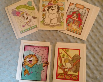Note Cards  Fun Cards Cards for Kids
