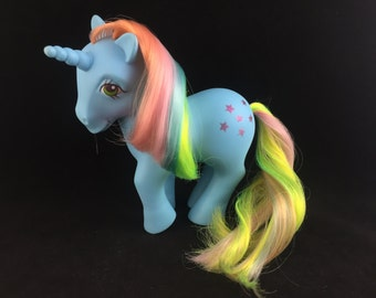 My Little Pony Mon Petit Poney MLP Starflower G1 1984