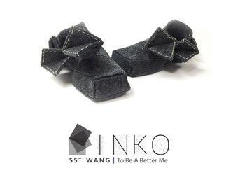 Inko DIY felt shoe