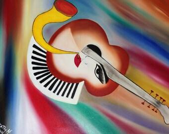 The Beauty of the Music / La Belleza de la Musica