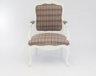 Tartan Accent Chair | Tartan Dining Chair | Tartan Arm Chair |