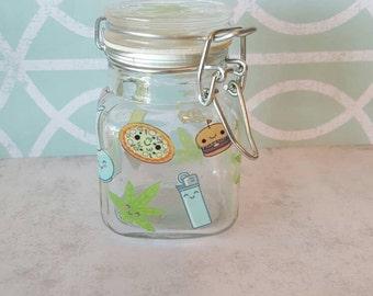 Small Munchies Jar