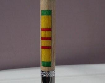 Vietnam service medal pen