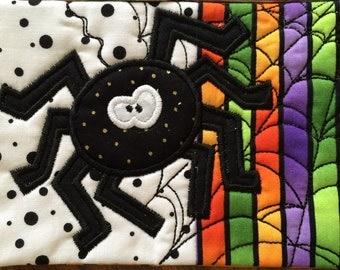Spider Mug Rug (Coaster)