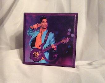 Prince Purple Rain - Keepsake/Treasure Box