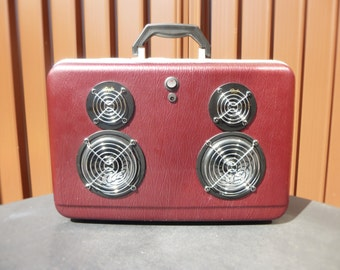 Portable Bluetooth Suitcase Boombox / Boomcase