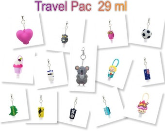 Travel Pac Covers