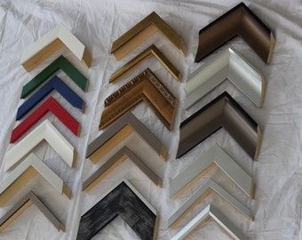 Frame samples - Lot of 19 Assorted Color