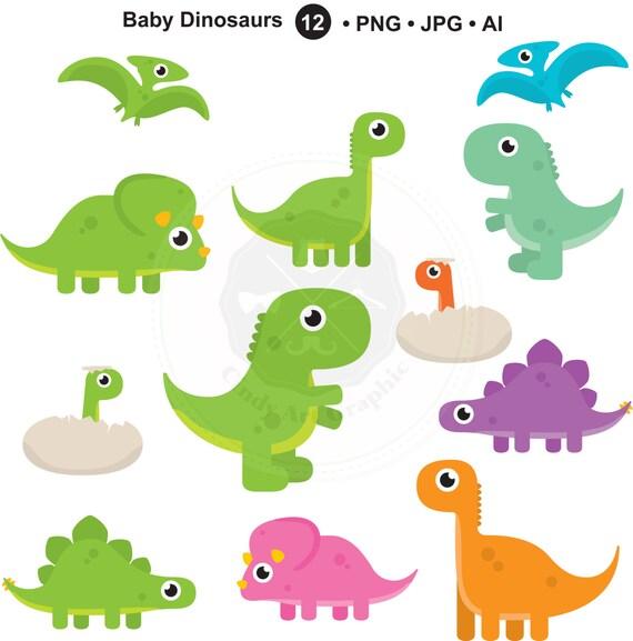 Baby Dinosaurs Clipart Dinosaurs Cute Dino Baby Dinosaurs