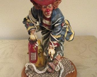 "Rare Vanmark's Clowning in America ""Firefighter"""