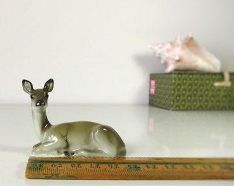 Hutschenreuther deer figurine