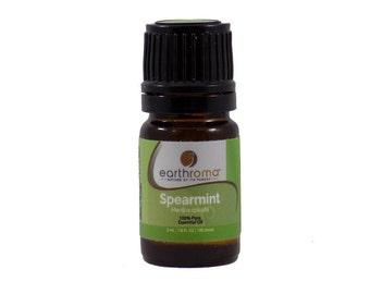 Spearmint Essential Oil   5 mL   15 mL   30 mL   100% Pure Therapeutic Grade