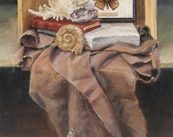Chrysalism (Original Oil Painting)