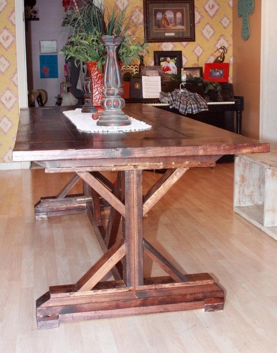 Farmhouse table for 65 farmhouse table