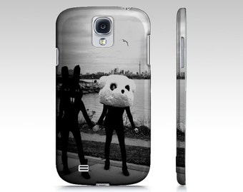 Werid Six Samsung Galaxy S4 and S5 Phone Cases