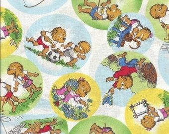 Welcome to Bear Country ,Berenstain Bears ,Bears in Circle