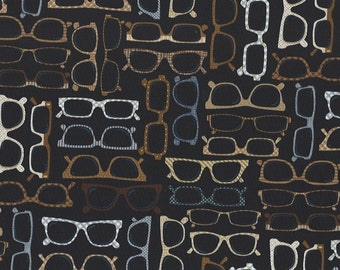 Eye Glasses on Black Timeless Treasures