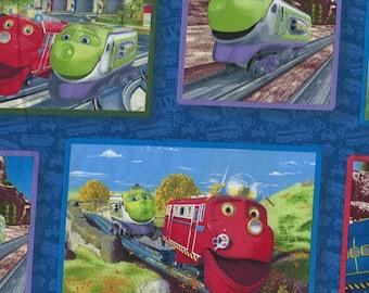 Chuggington Happy train,Spectrex Fabrics