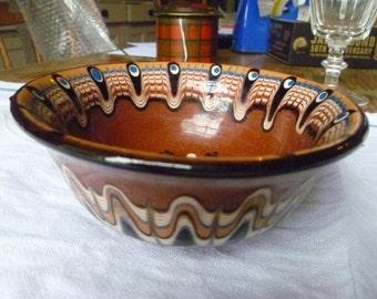 Troyan ware bowl
