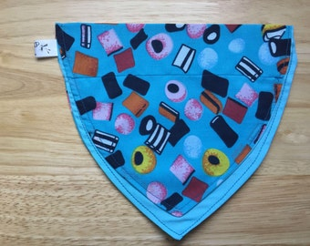 Double Bandana - Blue Allsorts - Slip Over