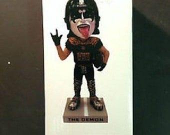 L.A. Kiss Football Gene Simmons The Demon Bobblehead Bobble Head LA