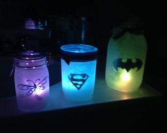 dream light jars