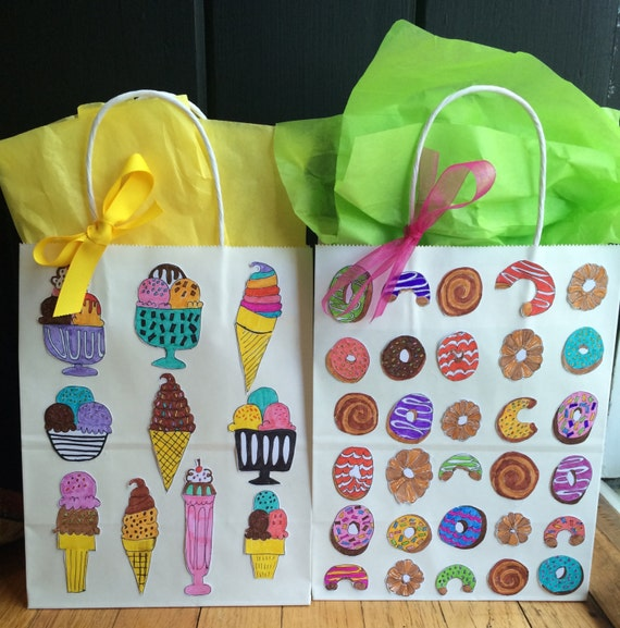BIRTHDAY GIFT BAGS Birthday Gift Wrap Happy Birthday Gift