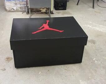 Custom Giant Shoe Box