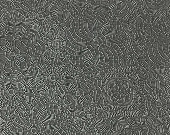Upholstery Fabric Camden Dolphin Designer Pattern Embossed Vinyl Home Decor  Fabric By The Yard Available In