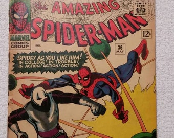Amazing Spider-Man #36 (1966)
