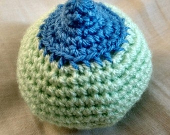 Woolly Boob for Breastfeeding Support