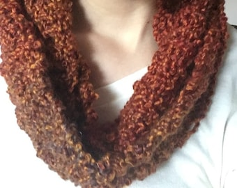 Red/Brown Scarf