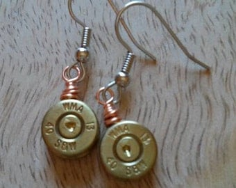 Bullet Earrings..