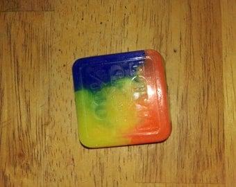 Tie-Dye Monkey Farts Soap