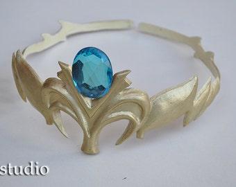 Princess Zelda's crown, resin, custom made