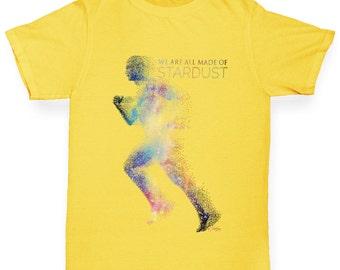 Boy's Stardust Jogger T-Shirt