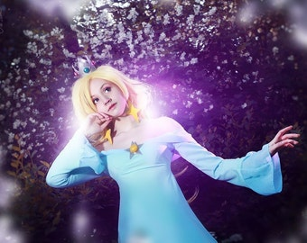 Rosalina dress From Super Mario Galaxy