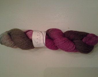Lorna's hand dyed yarn